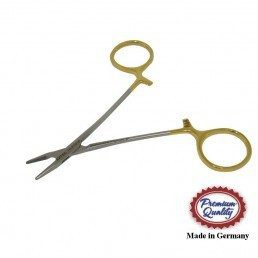 Webster Needle Holder, Tungsten Carbide jaws