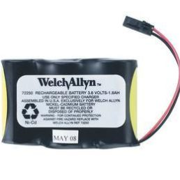 Welch Allyn Lumiview, 72250, wa replacement battery