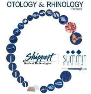Summit medical, otology, rhinology, shippert medical